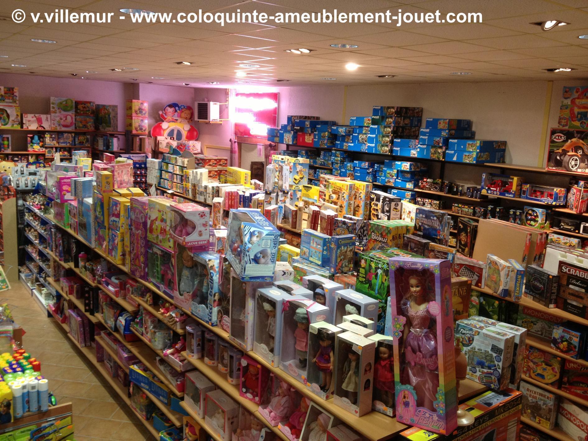 Les magasins de jouets pour enfants à Paris
